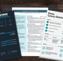Resume & Brand Development