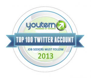 YouTern Top 100 Twitter Accounts to Follow 2013 - Dana Leavy-Detrick