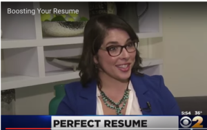 Dana Leavy-Detrick - Brooklyn Resume Studio - Resume Expert - CBS News This Morning New York