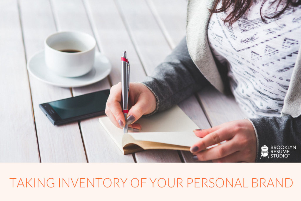 A Checklist: Taking Inventory of Your Personal Brand