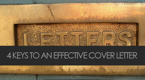 Creating an Effective Cover Letter