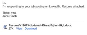Follow Up Letters - Brooklyn Resume Studio - Career Coaching, Resume Writing & Job Search Marketing Tools