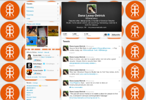 Personal Social Media Portfolio - Twitter Profile Content - Brooklyn Resume Studio - Career Coaching, Resume Writing, LinkedIn Profile Development, Social Media and Job Search Strategy Tools