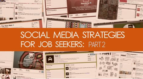 Social Media Strategies for Job Searching - Brooklyn Resume Studio - resume writing, career coaching, linkedin profile development, social media & job search strategy tools