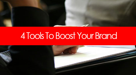 Boost Your Brand 4 Tools