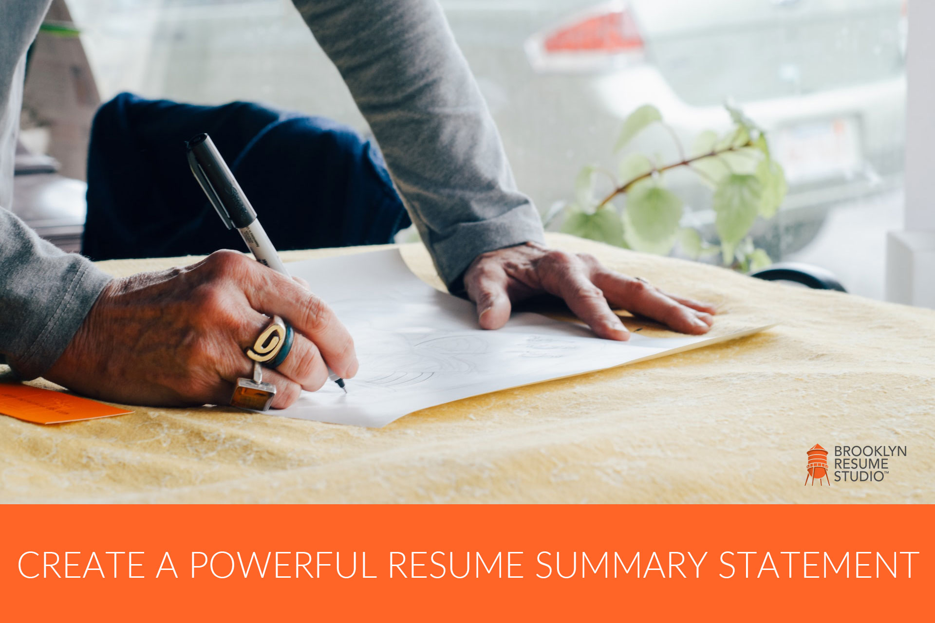 Creating A Powerful Resume Summary Statement