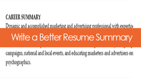 "How To Craft a Powerful Resume Summary Statement– Brooklyn Resume Studio – Career Coaching, Resume Writing, LinkedIn Profile Development, Social Media & Job Search Strategy Tools""."