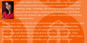 Brooklyn Resume Studios- Summary Bio