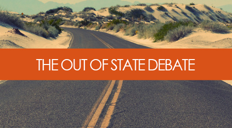 The Out of State Debate