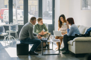overcome challenges when returning to work