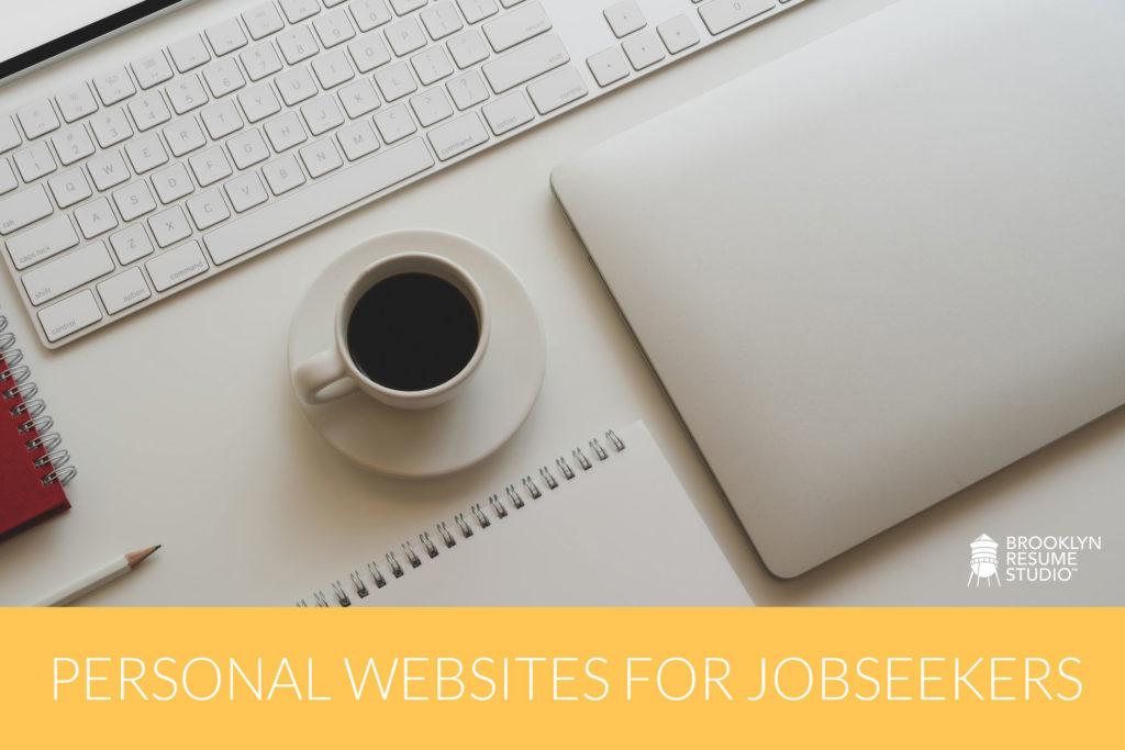 Personal Websites for Job Seekers