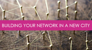 Building your network in a new city