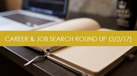 Brooklyn Resume Studio CAREER & JOB SEARCH ROUNDUP 2/2/17