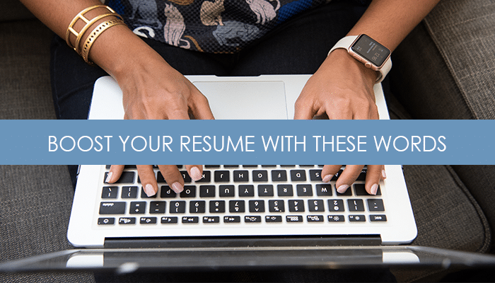 What Overused Resume Phrases >> Action Words To Boost Your Resume Brooklyn Resume Studio
