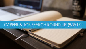 Career & Job search round up