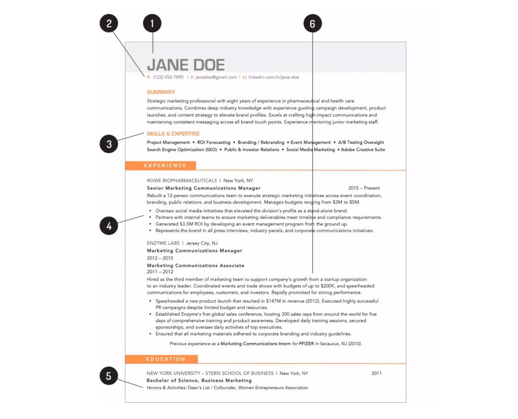 resume writing for 2019  tips  u0026 tricks