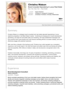 Linkedin Sample 3