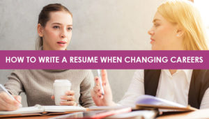 CAREER CHANGE IS THE NEW NORM