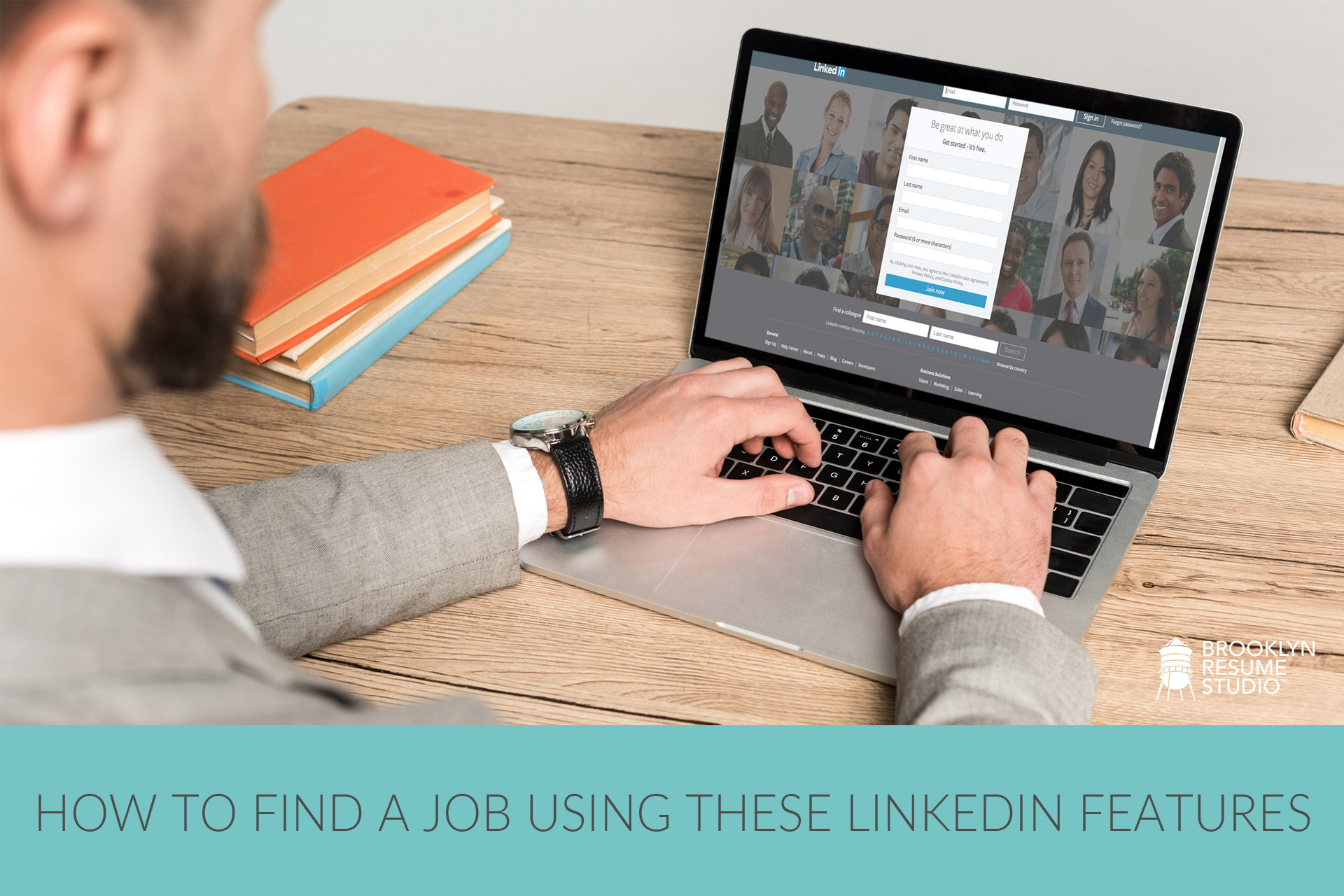 Job Seekers: How to Find a Job Using These LinkedIn Features
