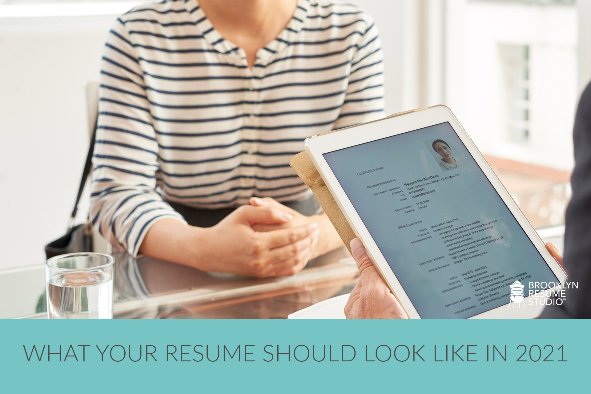 get hired using these tips to format your resume