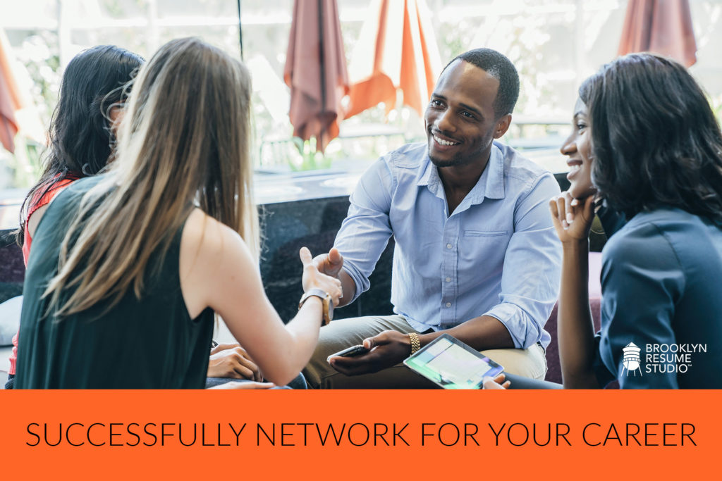 how to successful network for your career