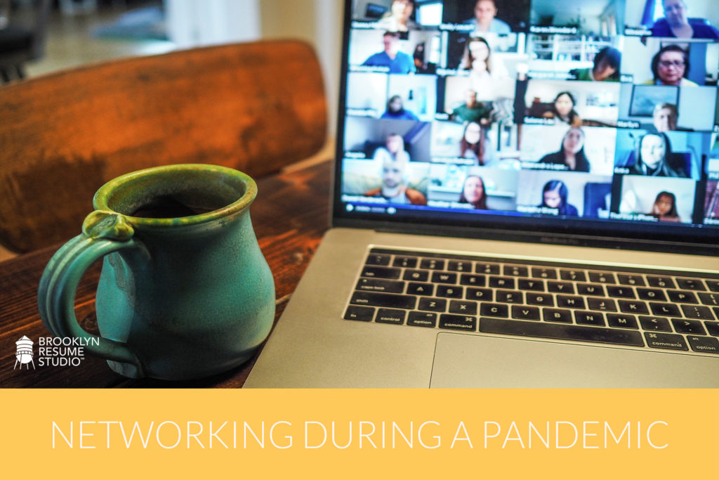 How to Network and Secure a Job Interview During the Pandemic